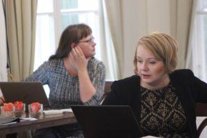 Sonja Falk | Lasten ja perheiden puolustaja